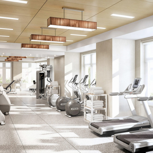 Gym 200 East 79th Street - Upper East Side Condos for Sale