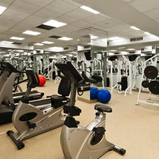 Gym 300 East 55th Street - NYC Apartments for Sale