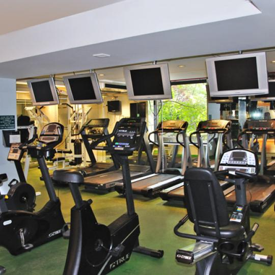 Gym - Fitness Center - 5 East 22nd Street - New York Condos