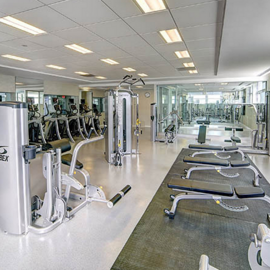Gym - 80 Metropolitan Avenue - NYC Condos for Sale