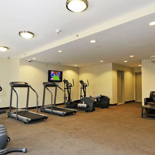 Gym - 29 West 138th Street - Beacon Towers - Harlem