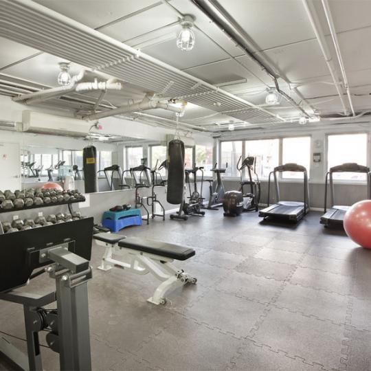 Gym - Echelon - Condos - Long Island City