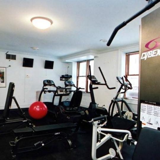 Gym at The Belnord - 225 West 86th Street
