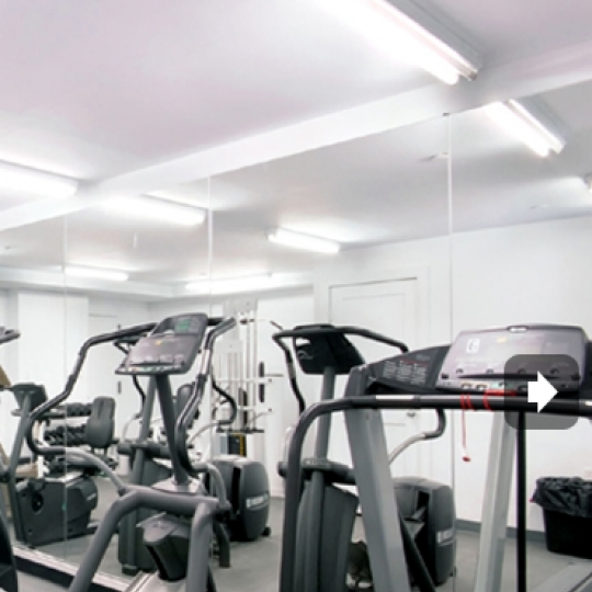Gym - The Savoy West - Harlem Apartments For Sale
