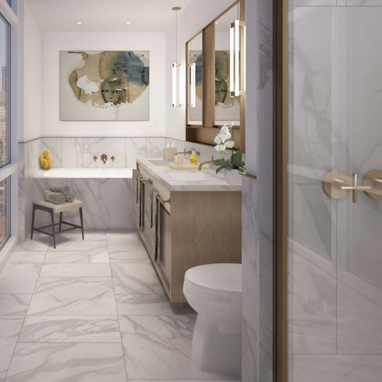 Bathroom- 301 East 50th street