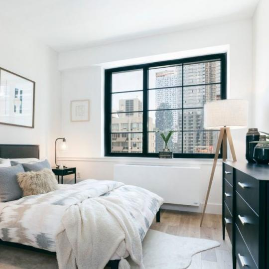 Apartments for sale at 27-21 44th Drive in NYC - Bedroom