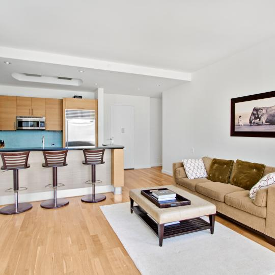 325 Fifth Avenue Living Room - Condos for Sale