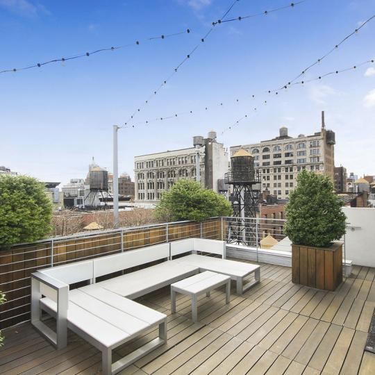 Jade NYC Condos Rooftop 2 - 16 West 19th Street Apartments for Sale in Chelsea