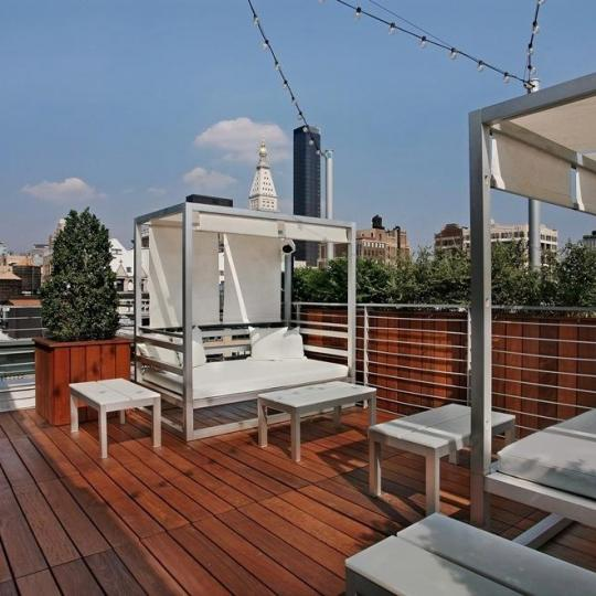 Jade NYC Condos Rooftop - 16 West 19th Street Apartments for Sale in Chelsea