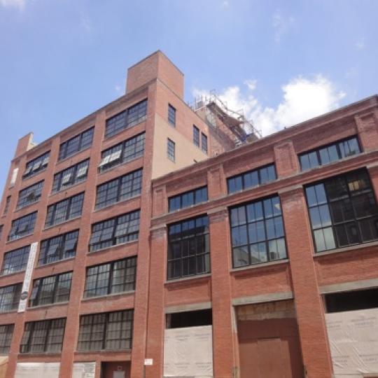 Kirkman Lofts- 37 Bridge Street Building- condos for sale in Vinegar Hill