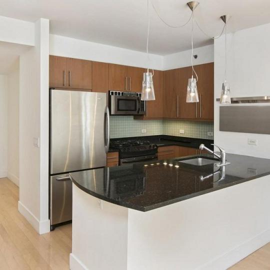 Open Kitchen at 242 East 25th Street in NYC