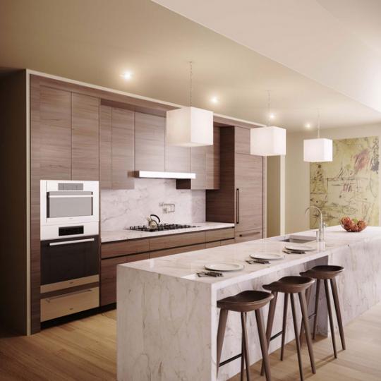 Kitchen- 215 Sullivan Street- Greenwich Village