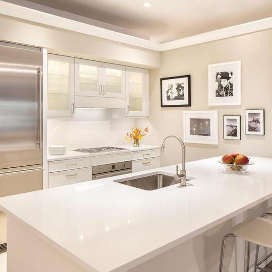 Kitchen- 245 West 14th Street- condo for sale in NYC