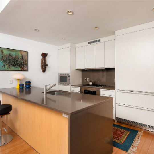 Kitchen- 245 West 19th Street- condo for sale in Manhattan