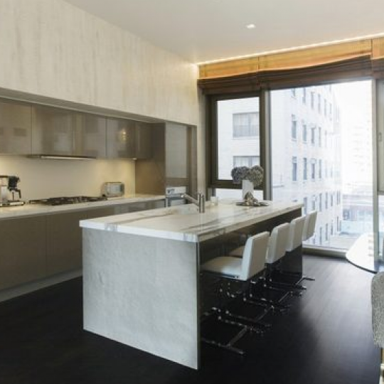 50 Gramercy Park North- Kitchen