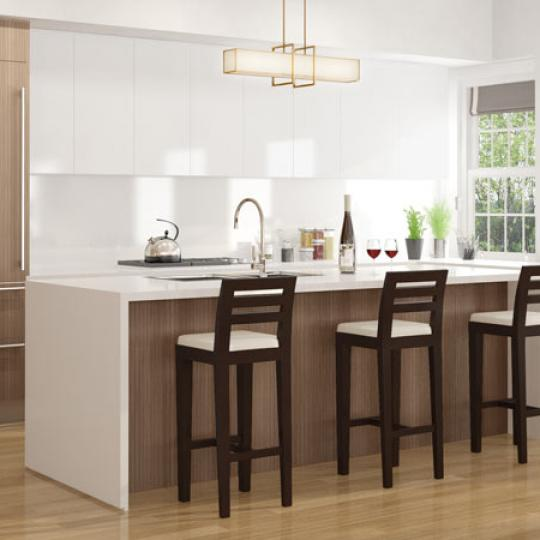 72 Poplar Street- Kitchen- condo for sale in Brooklyn