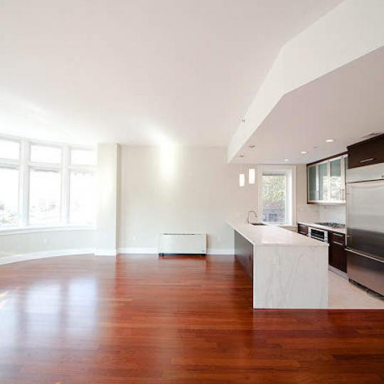 Kitchen/ Living Room- The Oakland