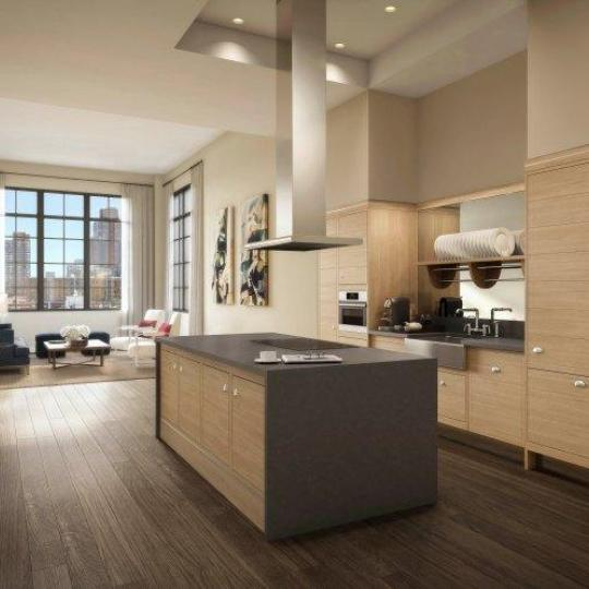 Kitchen- 435 West 50th Street