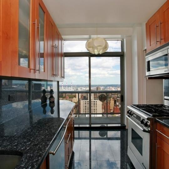 Kitchen at 188 E 64 - UES condos for sale