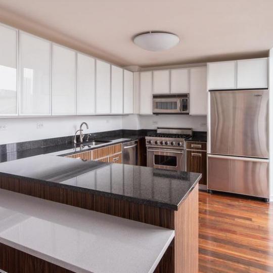 Kitchen - 130 West 19th Street - Condos - Chelsea