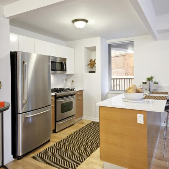 Kitchen 113 Water Street - Dumbo Condominiums for Sale