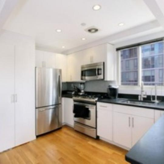 137 East 13th Street Kitchen - Manhattan Condos for Sale