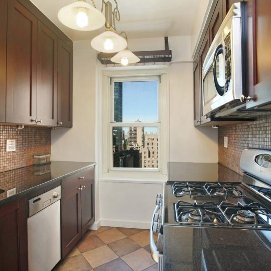 159 West 53rd Street - Kitchen