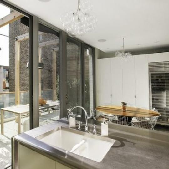 Kitchen- 16 West 21 Street- apartment for sale in NYC
