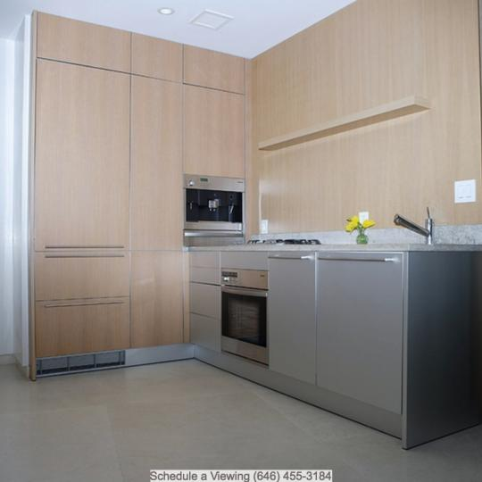 173 Perry Street - kitchen - NYC Condos for Sale in West Village