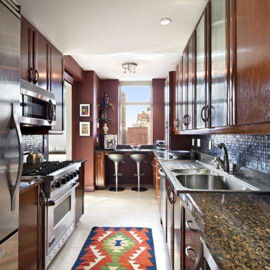 Kitchen at 181 East 90th Street in Upper East Side