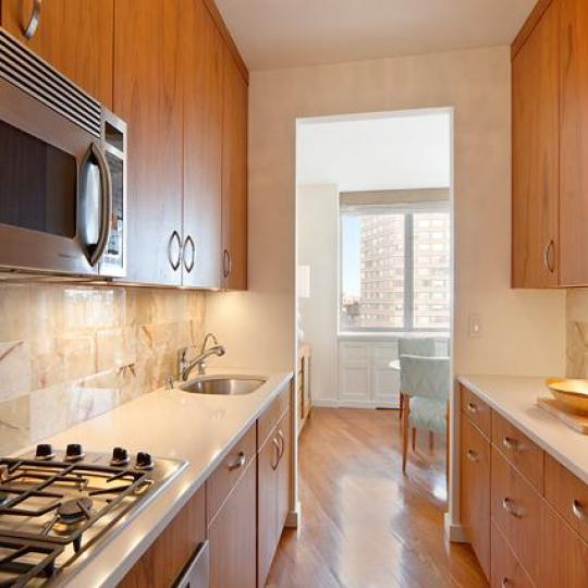 Kitchen -1965 Broadway - The Grand Millennium - NYC Luxury Condos