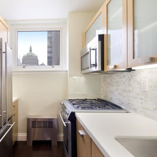 212 East 47th Street Manhattan – Kitchen