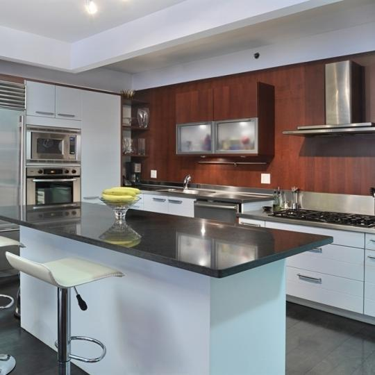 Apartments for sale at 224 West 18th Street inTribeca - Open Kitchen