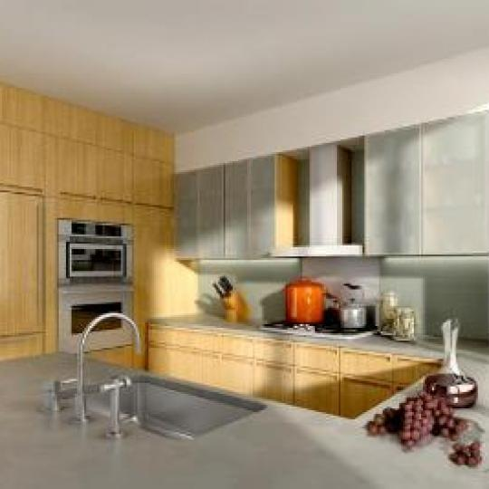 Kitchen - 22 Renwick Street - Soho - NYC Condos