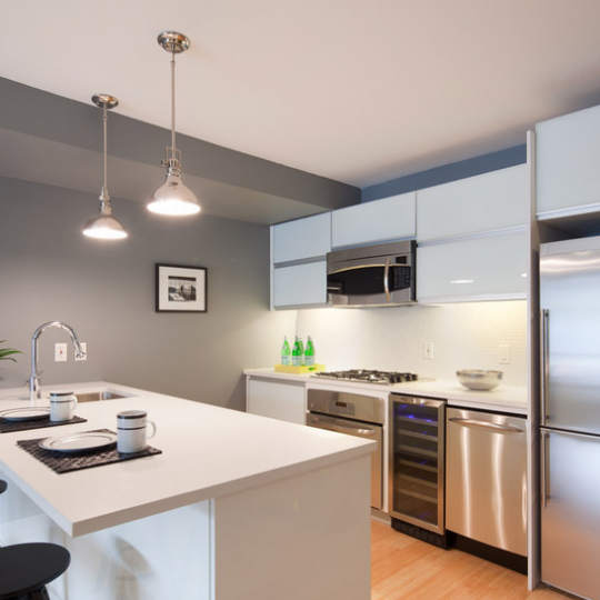 251 South 3rd Street Williamsburg Kitchen - Apartments for Rent