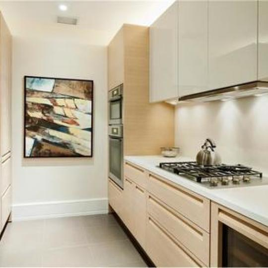 Casa 74 NYC Condos - 255 East 74th Street Apartments for Sale - kitchen
