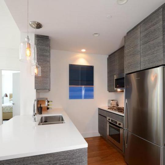 Condominiums for Sale in Chelsea - 305 W 16 - Kitchen