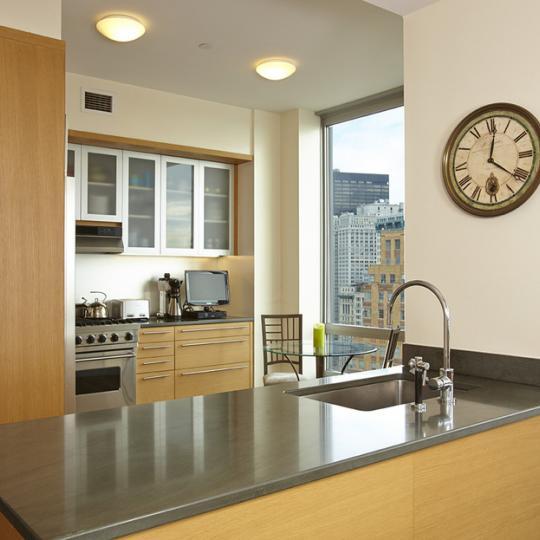 Millennium Towers Residences - Kitchen - Battery Park City