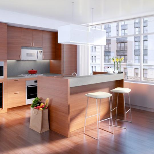 Kitchen - 323 Park Avenue South - Flatiron