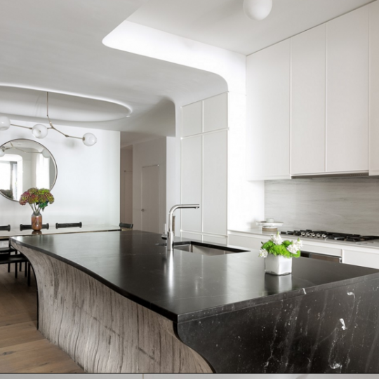 Open Kitchen at 325 West Broadway in Soho