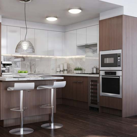 Kitchen - 35 W 15 - Luxury Apartments for Sale