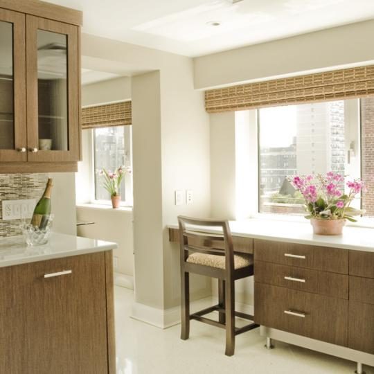 Kitchen - 45 West 67th Street - Manhattan Luxury Condos