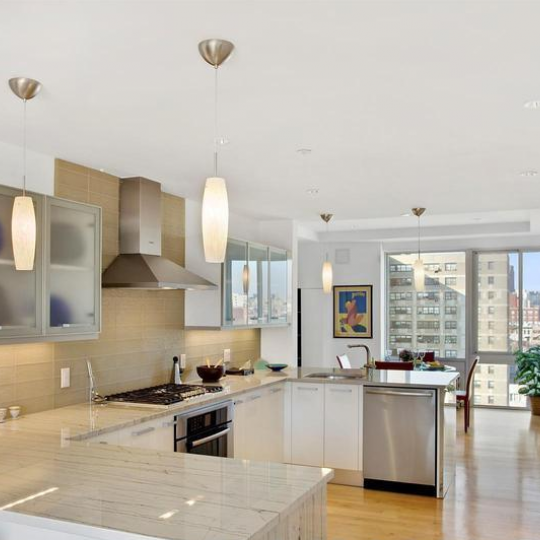 Kitchen - 50 Orchard Street - Lower East Side - Apartment For Sale