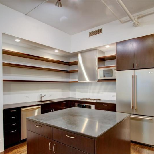 Kitchen - 50 Pine Street at Financial District - Apartment For Sale - NYC