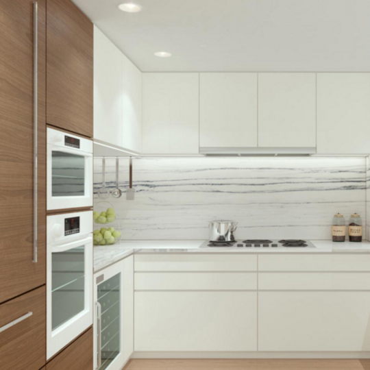 Condos for sale at 559 West 23rd Street in NYC - Kitchen