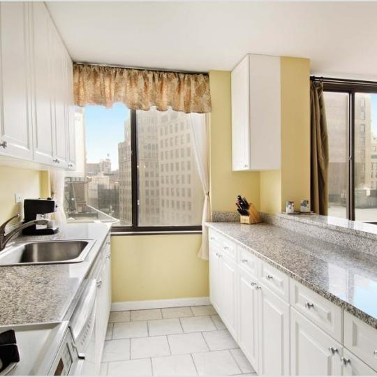 Kitchen - Madison Green Condos - Manhattan