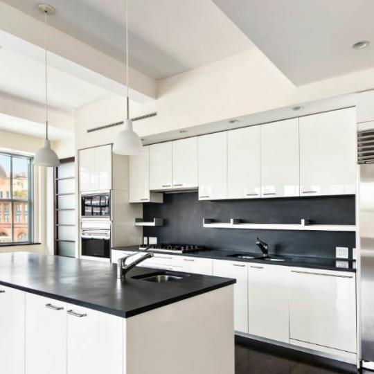 Apartments for sale at  62 Cooper Square - Open Kitchen