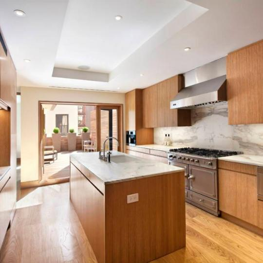 Kitchen- 70 Greene Street- condominium for sale in NYC