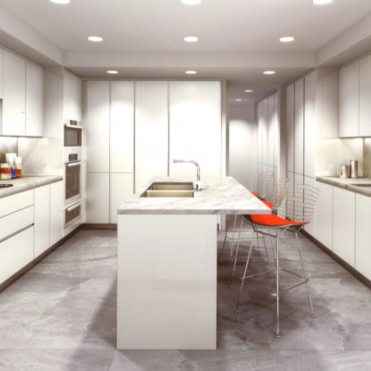 737 Park Avenue Kitchen - UES Condos for Sale