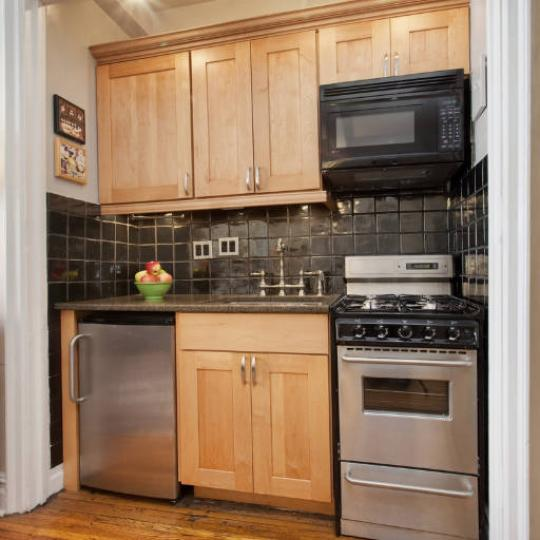 Kitchen - Addison Hall - Luxury Co Ops